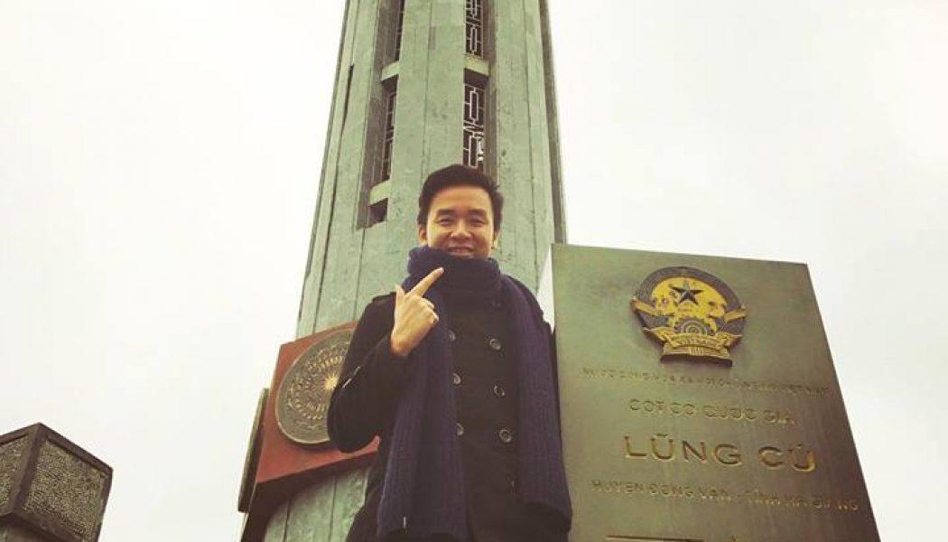 Tại Cực Bắc của Tổ Quốc, cột cờ Lũng Cú