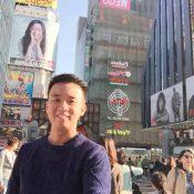 Xem lại bài viết về mình trên báo Nhật 6 năm trước đây