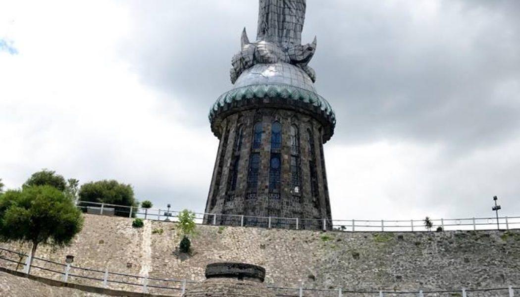 El Panecillo – tượng Đức mẹ Đồng trinh ở Quito, thủ đô của Ecuador