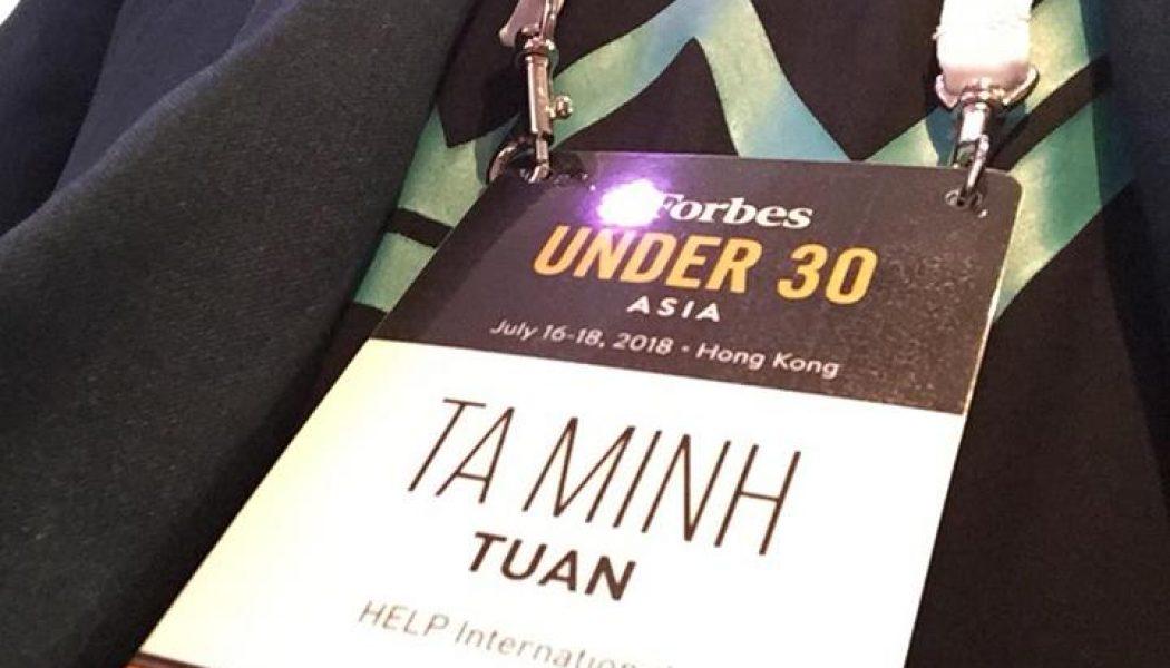 Forbes Under 30 Châu Á 2018
