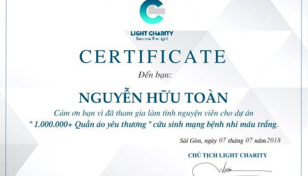 Light up Vietnam!