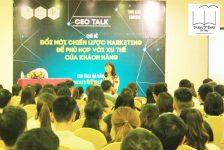 """Đà Nẵng – CEO Talks chủ đề """"Đổi mới chiến lược Marketing"""""""