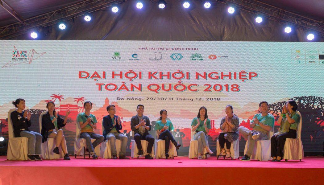 Đại hội 2018 – Thủ lĩnh Talks