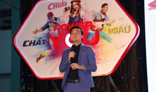 Diễn thuyết và chia sẻ với Honda Vietnam – The Power of Dream