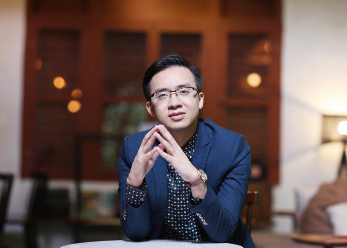 Doanh nhân Diễn giả Tạ Minh Tuấn