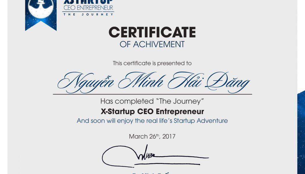 [Super hot] Cuối cùng thì điều kỳ diệu cũng đến: X-Startup@Student