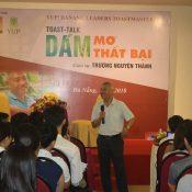 Toast-Talk: Dám ước mơ, dám thất bại vs. Gs Trương Nguyện Thành