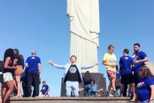 Tượng Chúa cứu thế tại Rio De Janeiro