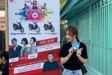 Diễn thuyết cho Honda Việt Nam – The Power of Dream